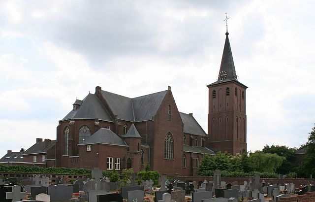 Kerkgebouwen in limburg for Meerlo interieur